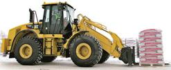 фронтальный погрузчик Caterpillar IT62H