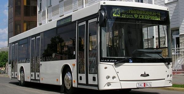 запчасти для автобуса маз 203